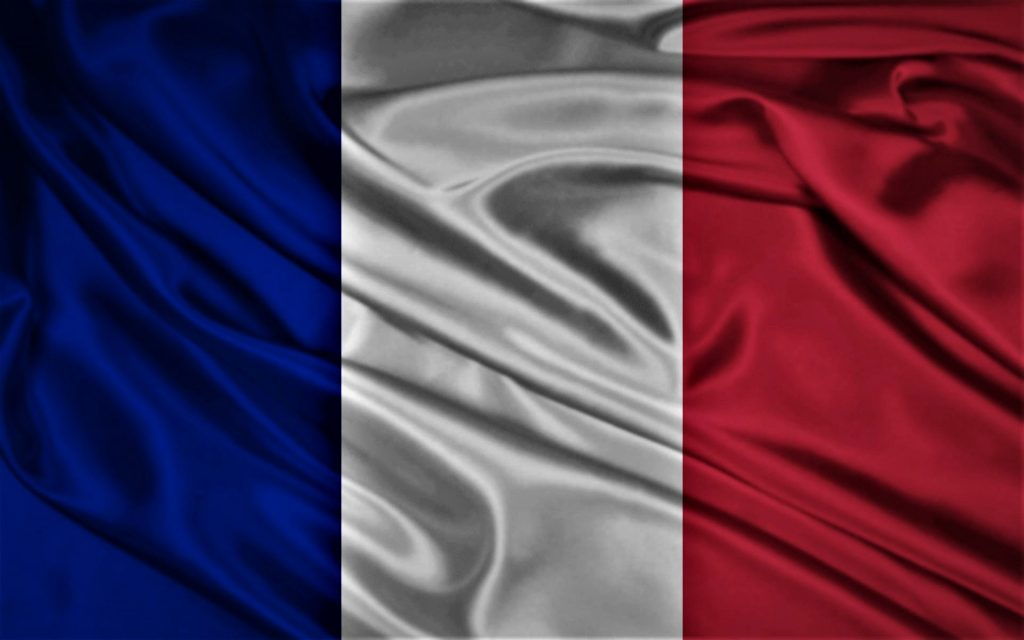 French Flag - French speaking countries